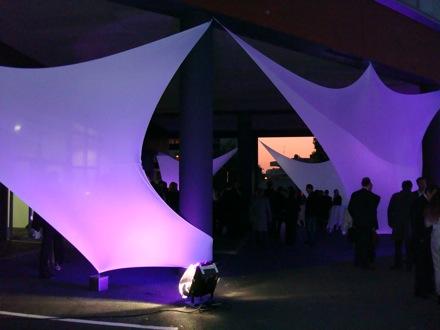 Inauguration du siège social du CGI