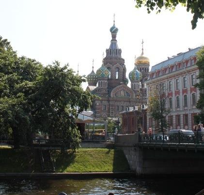 Incentive VIP à Saint-Pétersbourg