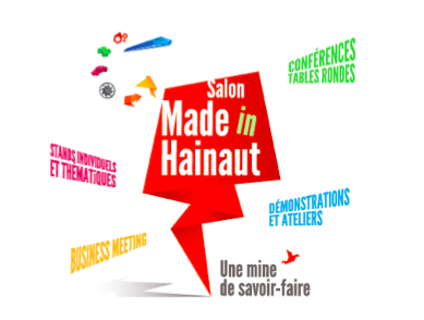 Communication du Salon Made in Hainaut