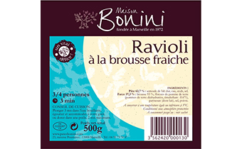 Packaging alimentaire Bonini