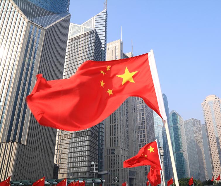 Lancement produit en Chine