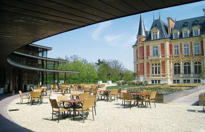 Séminaire autour du monde à Chantilly