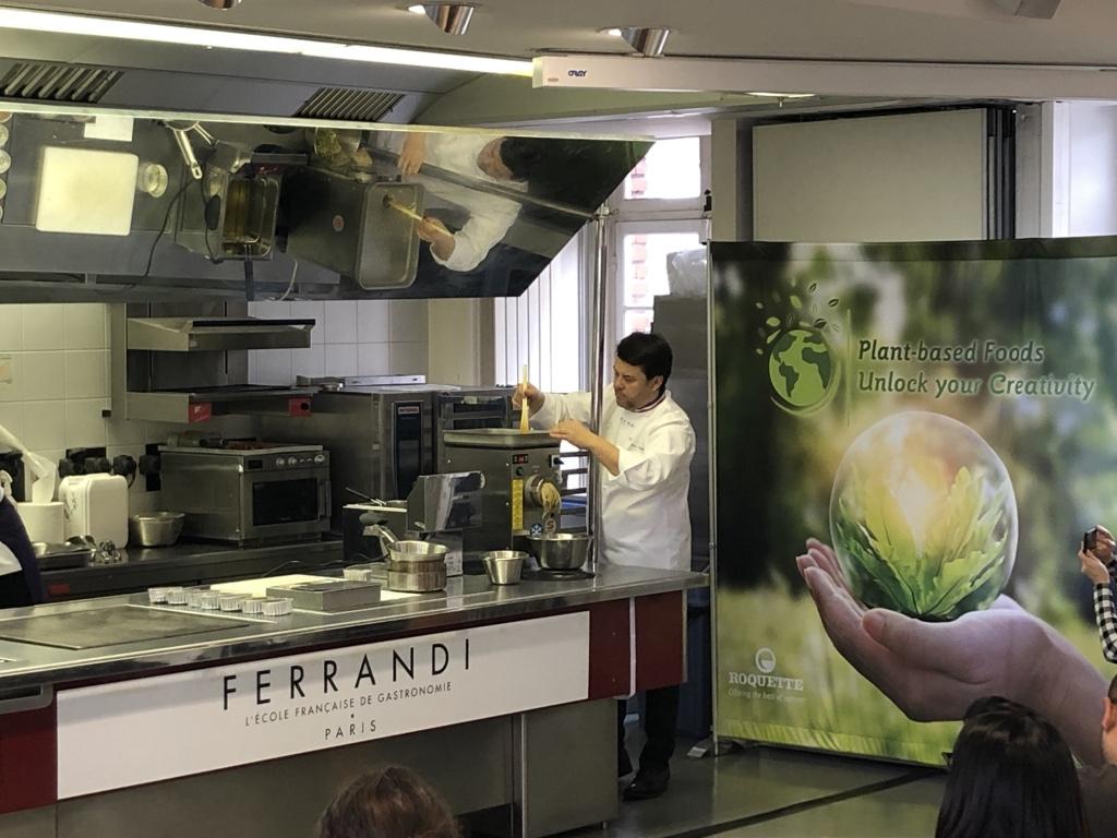 Workshop «protéine de pois» pour les clients de Roquette