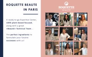 20 shapes of Roquette Beauté