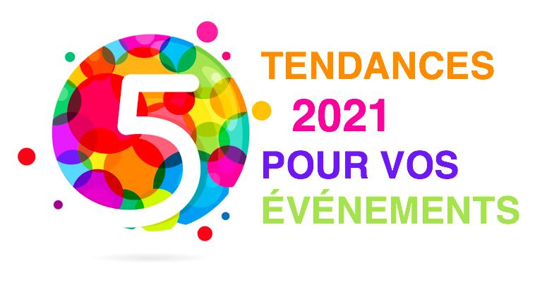 Event Tendance 2021
